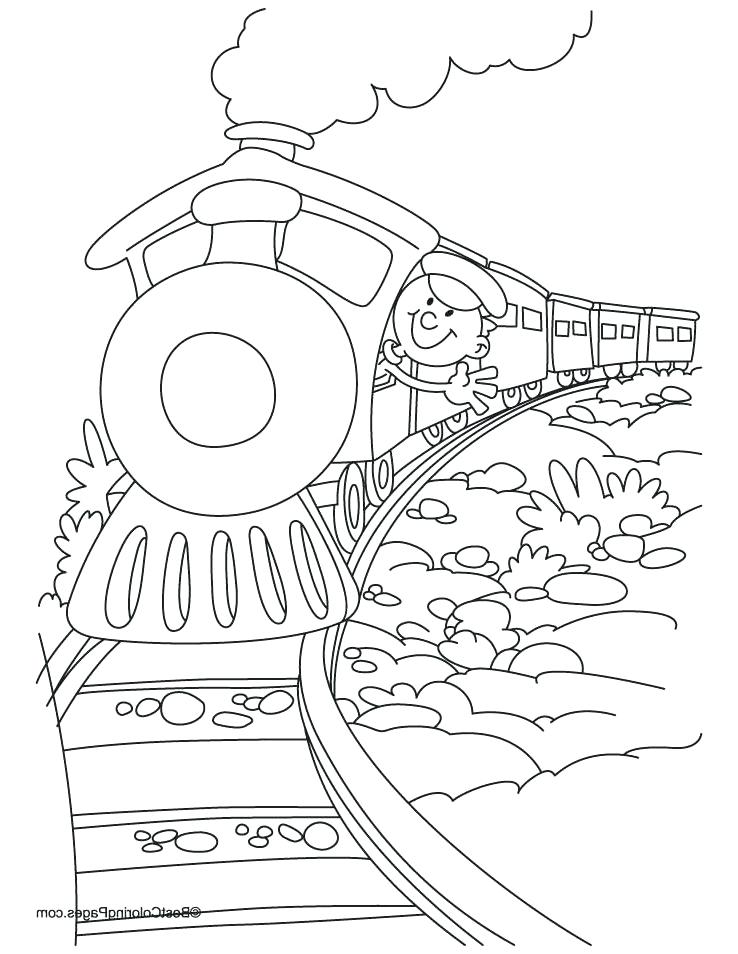 738x954 Train Car Coloring Pages Cars Color Sheets Printable Coloring