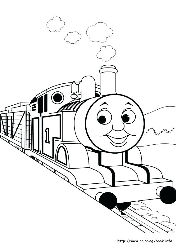 567x794 Train Car Coloring Pages Free Train Coloring Pages Color Train