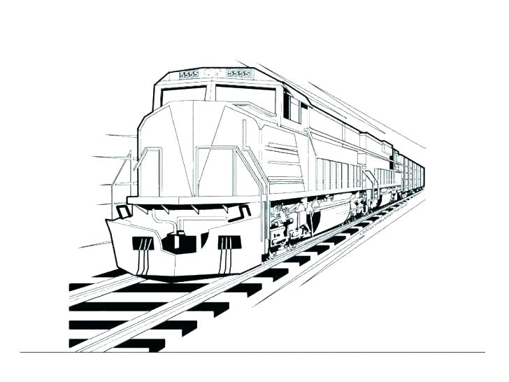 728x546 Steam Engine Coloring Pages Train Coloring Pages For Toddlers