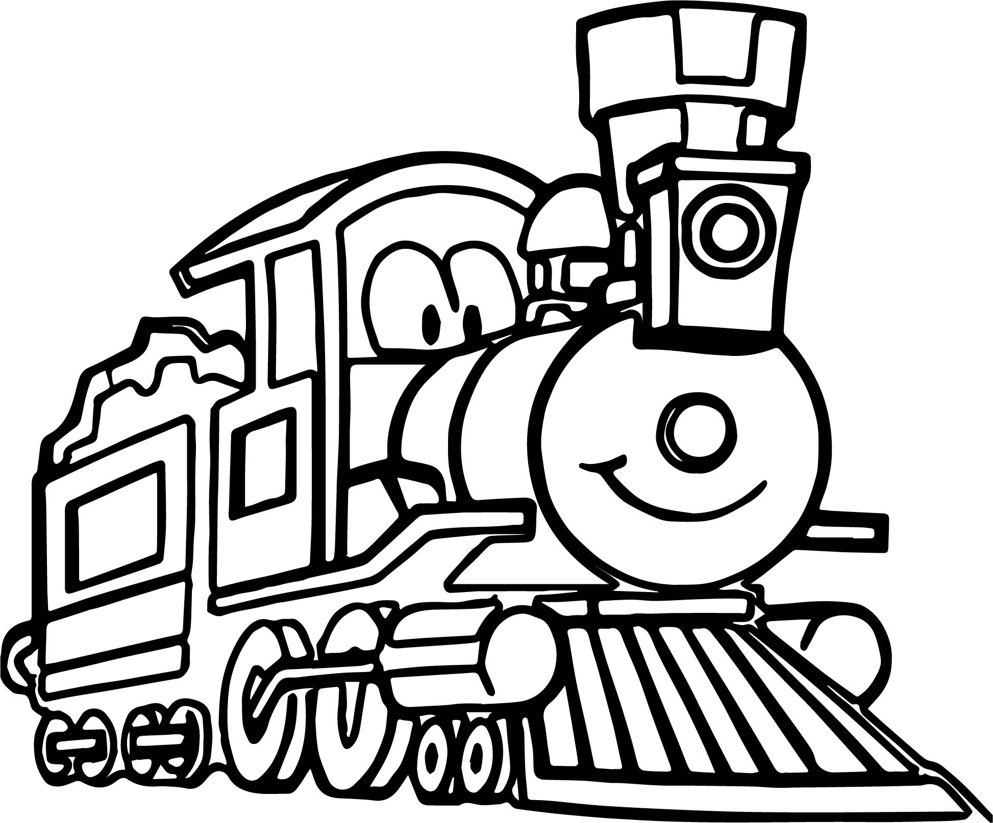 1946x1614 Train Coloring Pages Awesome Cartoon Train Coloring Coloring Pages