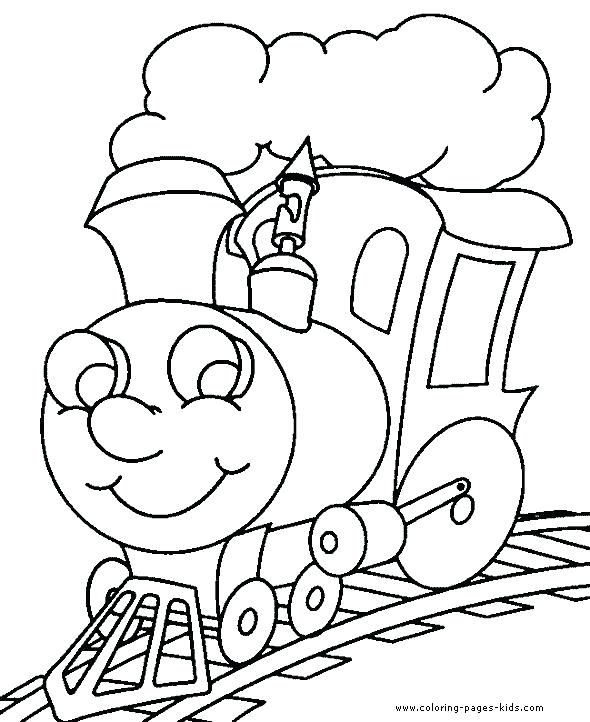 590x722 Thomas The Train Pictures To Print And Color