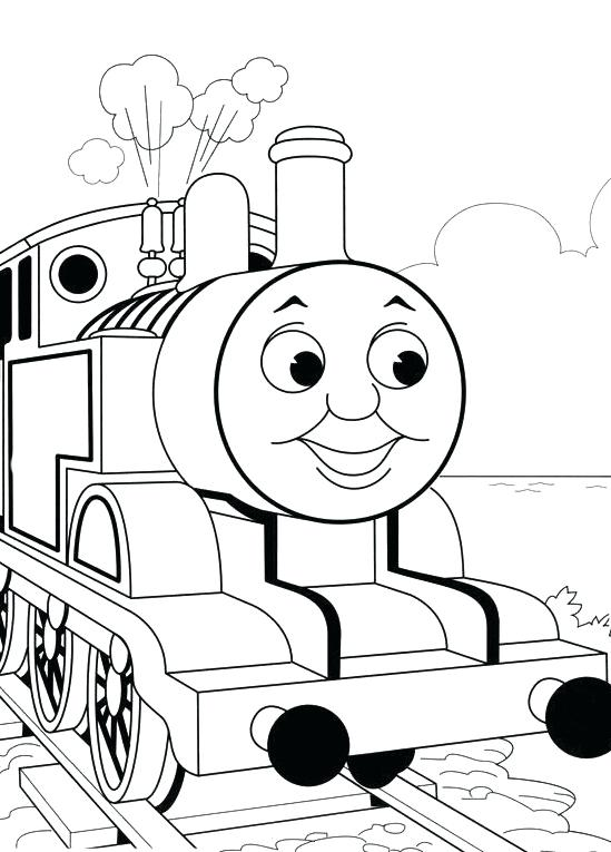 549x765 Photos The Train Coloring Pages Kids Thomas The Tank Engine