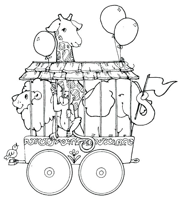600x663 Dinosaur Train Coloring Pages Printables Circus Page Colouring