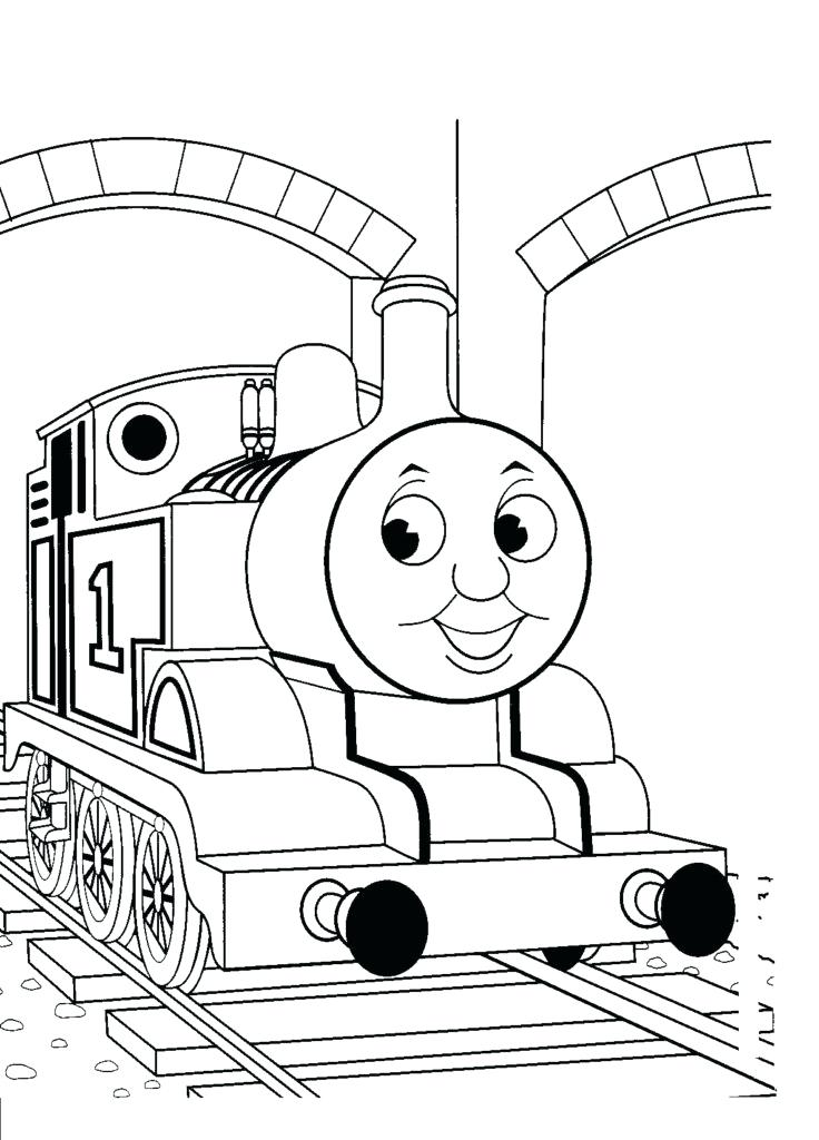 736x1024 Coloring Pages Of Trains Free Printable Train Coloring Pages