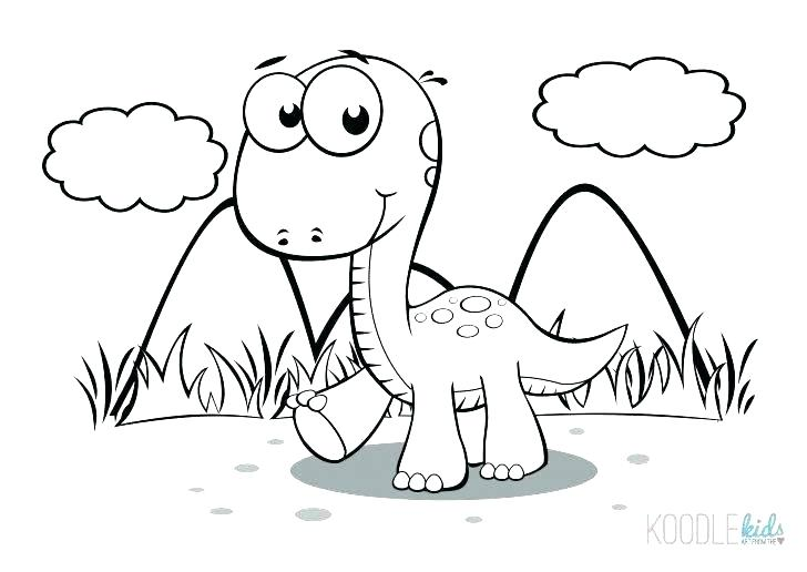 728x516 Dinosaur Coloring Pages For Preschoolers Coloring Pages Dinosaurs
