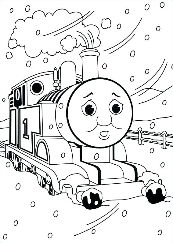 567x794 Train Coloring Pages Free Train Coloring Page Printable Free Train