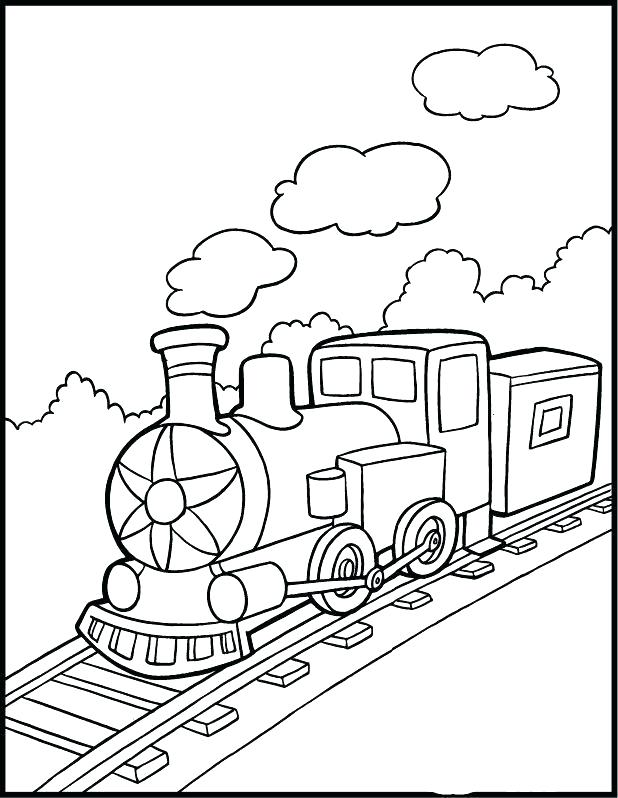 618x798 Train Coloring Sheet Train Coloring Pages To Print Modern Train