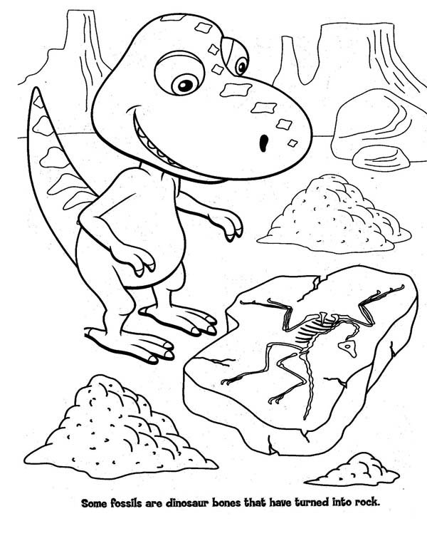 600x752 Dinosaur Train Pictures To Color Dinosaur Train Coloring Pages