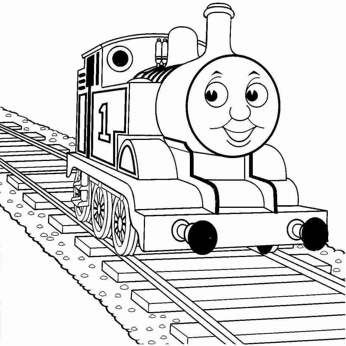 1181x1182 Printable Thomas The Train Coloring Pages Print Color Craft