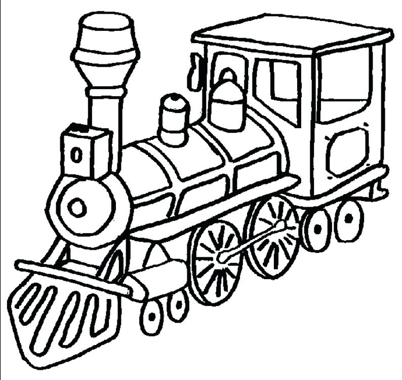794x750 Train Coloring Page Printable Free Train Coloring Pages Printable