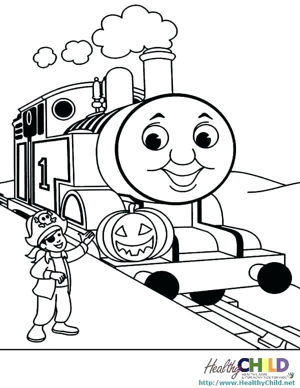 600x777 Train Coloring Page Thomas The Train Colouring Pages Print Thomas