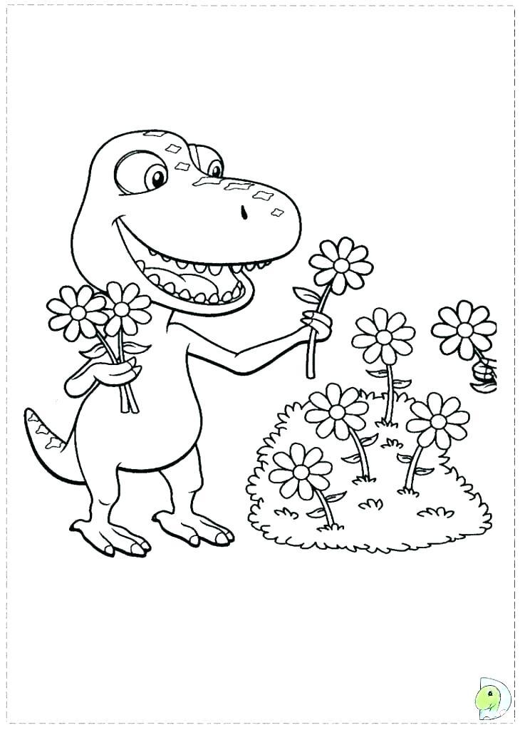 737x1024 Dinosaur Train Coloring Pages Dinosaur Train Coloring Pages Train