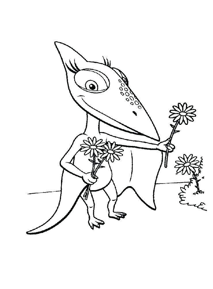 740x1000 Breathtaking Coloring Pages Of Dinosaurs Dinosaur Train Coloring