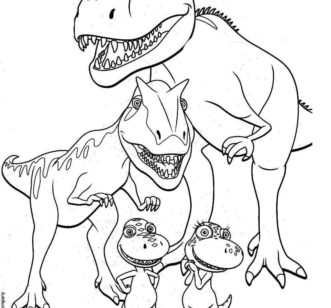 1160x1080 Dinosaur Train Coloring Pages Preschool Marvelous Hopkins