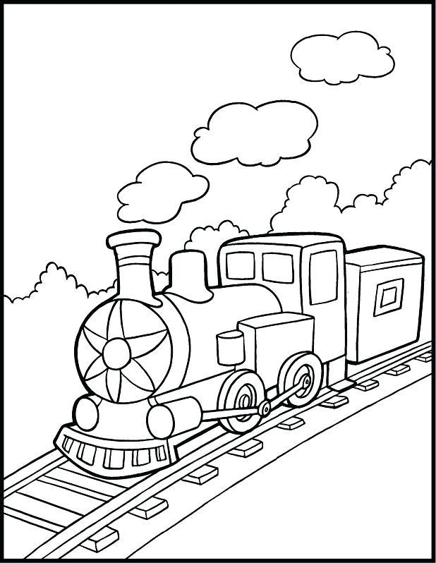 618x798 Dinosaur Train Coloring Page