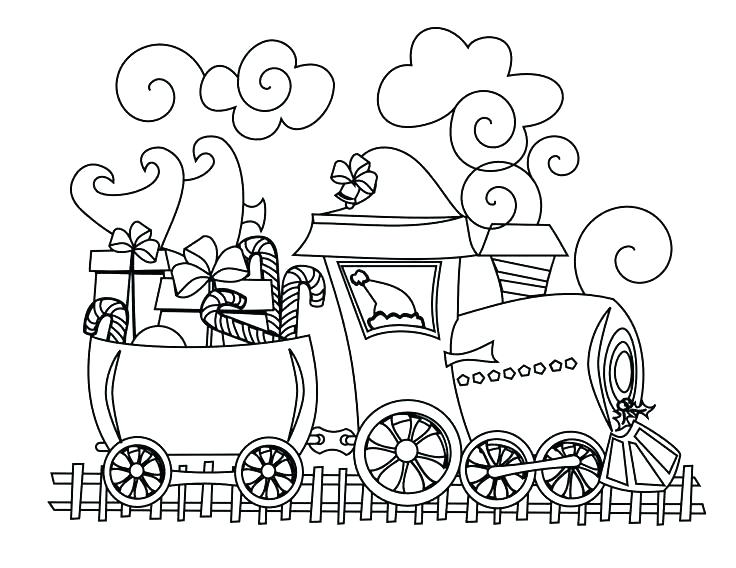 736x568 Coloring Page Train Train Coloring Pages Trains Coloring Pages