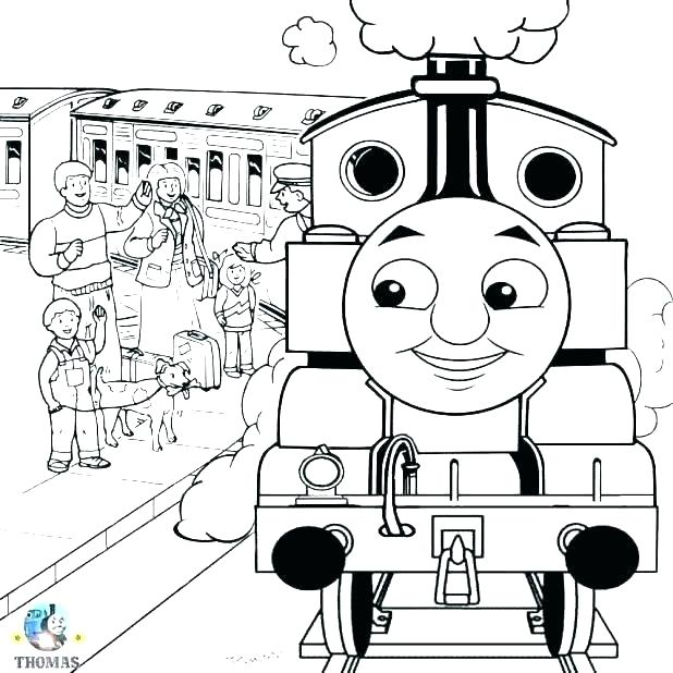 618x618 Thomas The Train Coloring Sheets Together With Photos The Train