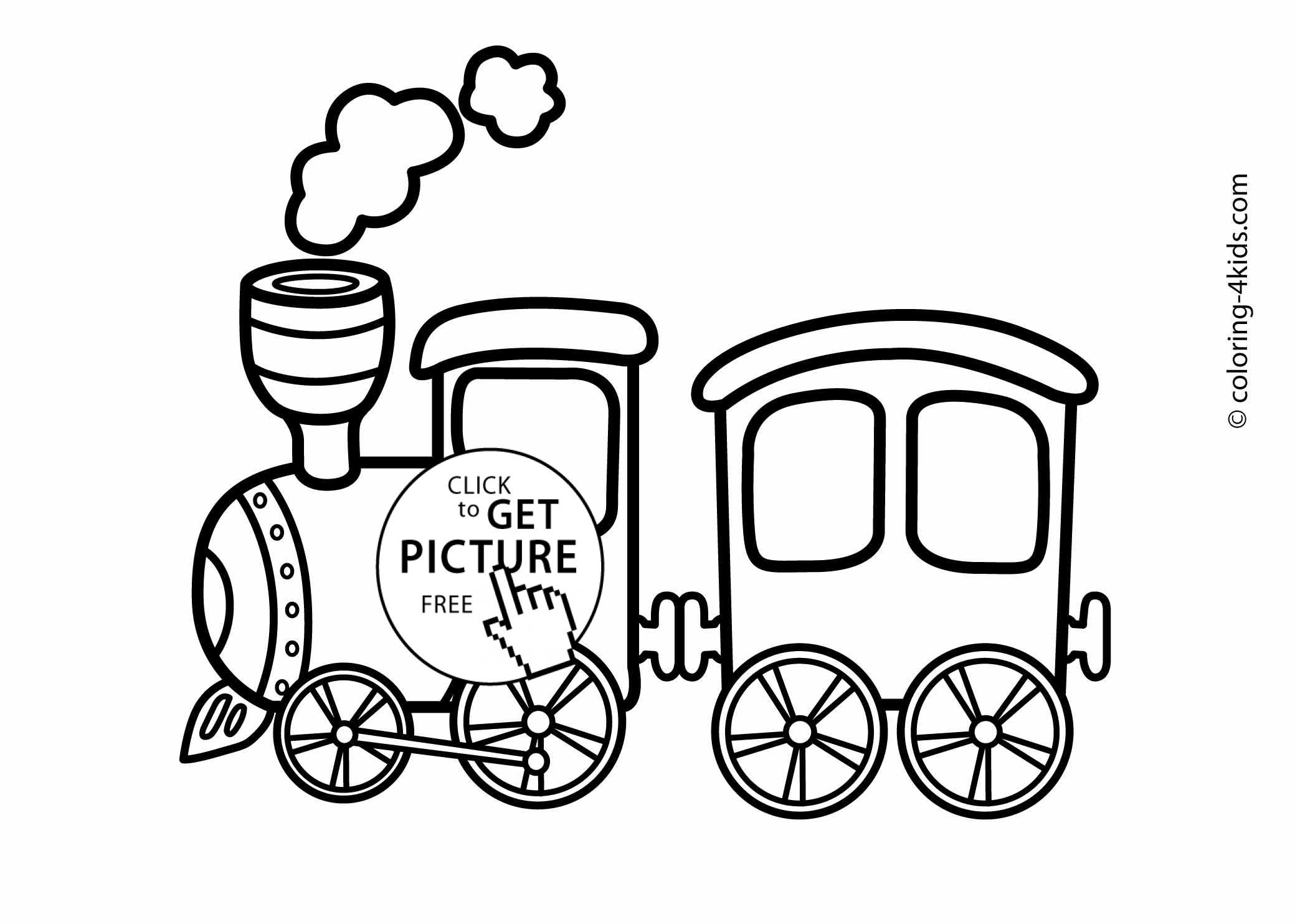 2079x1483 Timely Train Color Sheet Thomas The Tank Engine Coloring Pages