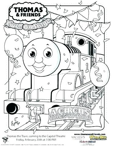 371x480 Free Thomas Coloring Pages The Train Coloring Page The Tank