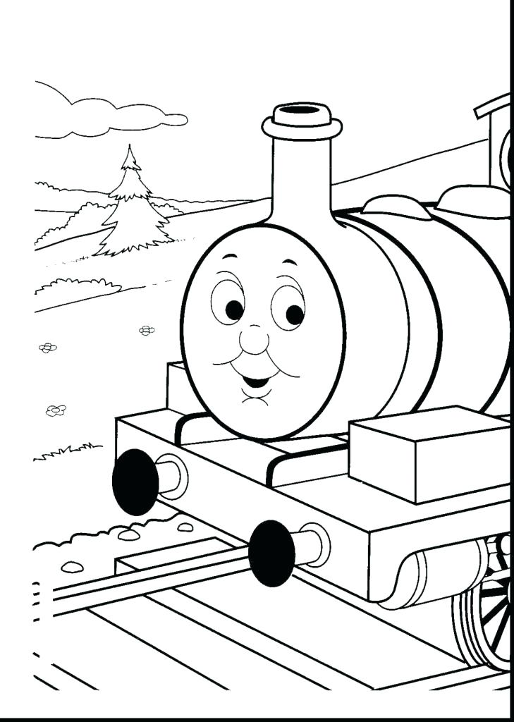 729x1024 Free Train Coloring Pages Unbelievable The Train Coloring Page