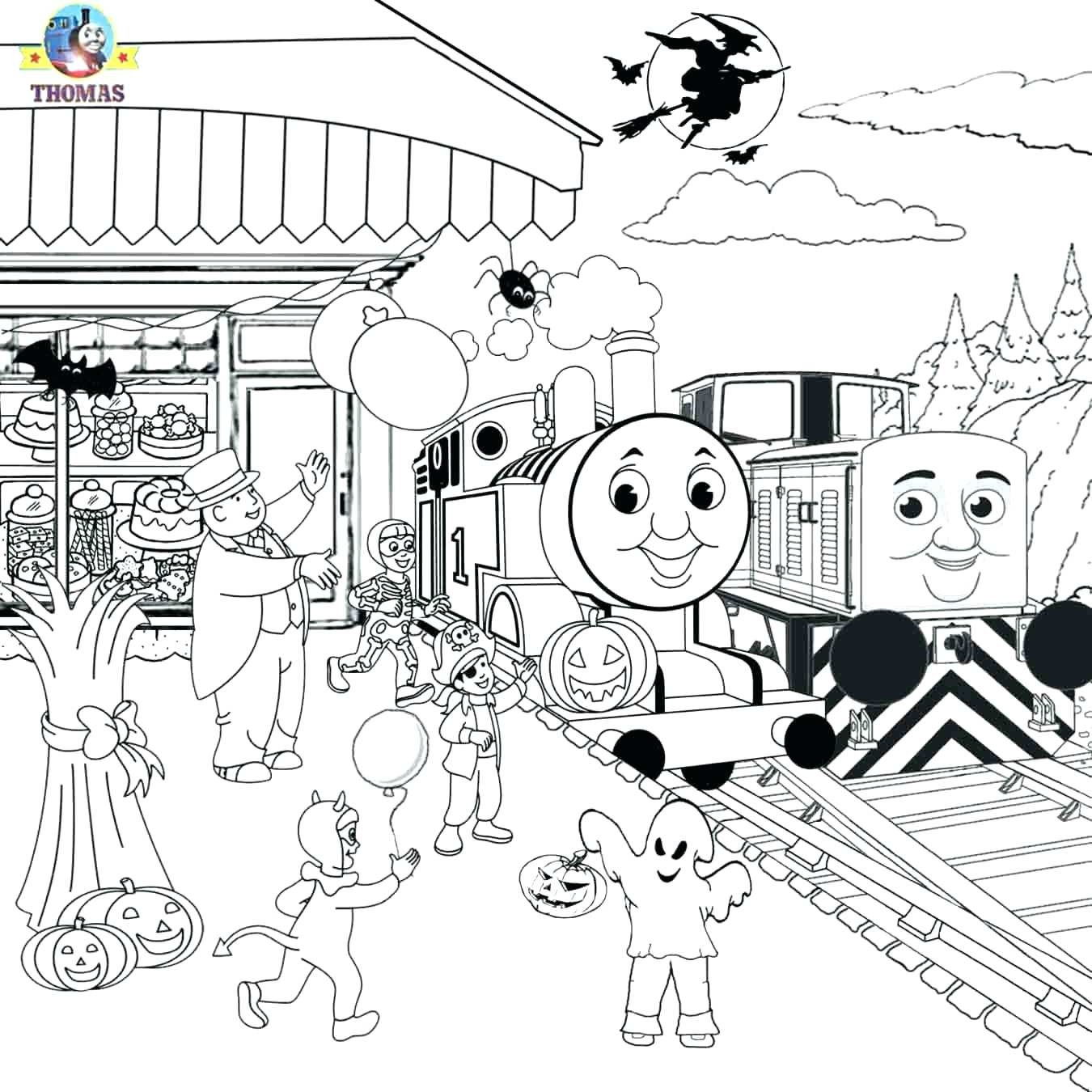 1350x1350 Printable Coloring Percy The Train Coloring Pages With Free