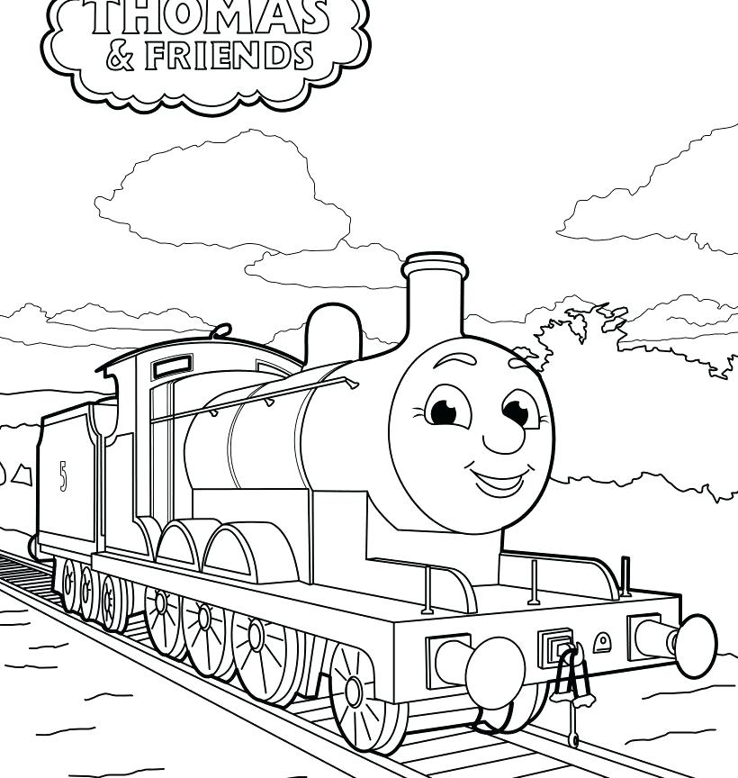 820x864 Thomas Friends Coloring Pages Friends Coloring Pages