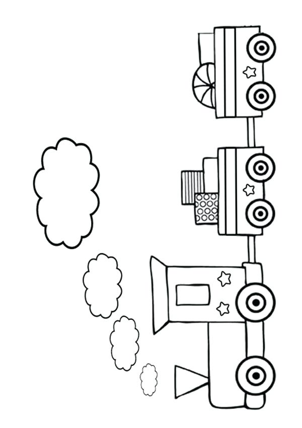 600x850 Train Tracks Coloring Pages Coloring Pages Train Train Tracks