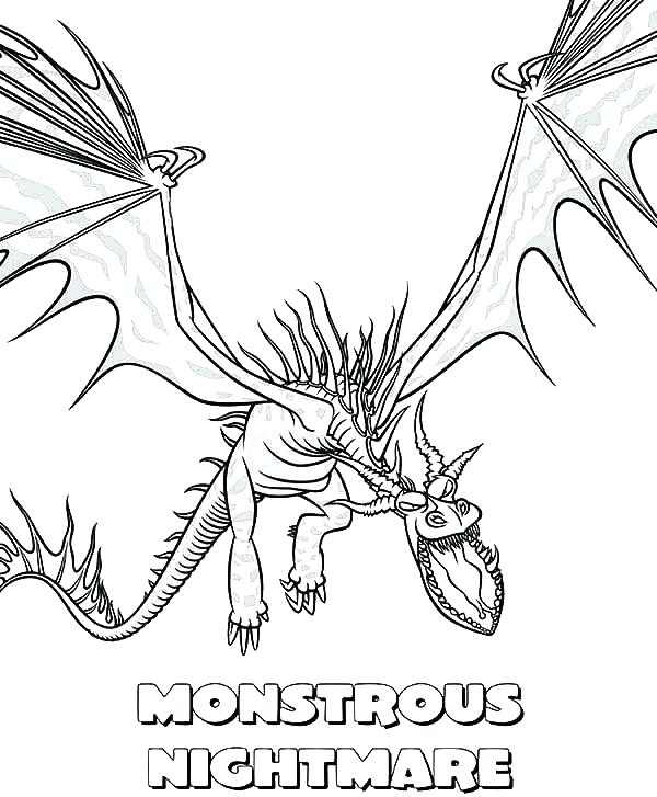 600x727 Night Fury Coloring Pageothless Dragon Coloring Pages How