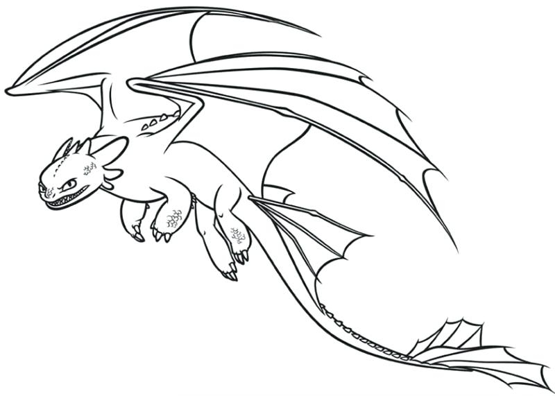 800x571 Coloring Pages Night Fury Night Fury Coloring Pages How To Train