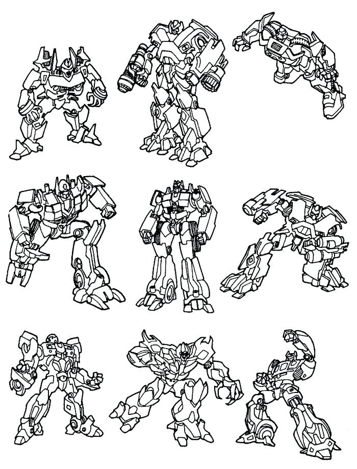 700x919 Coloring Page Transformers Transformer Coloring Pages Transformers