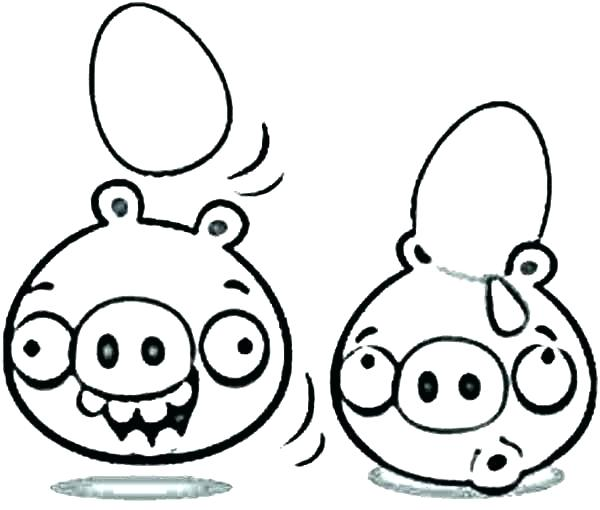 600x510 Angry Bird Coloring Pages Angry Bird Coloring Pages Free Printable