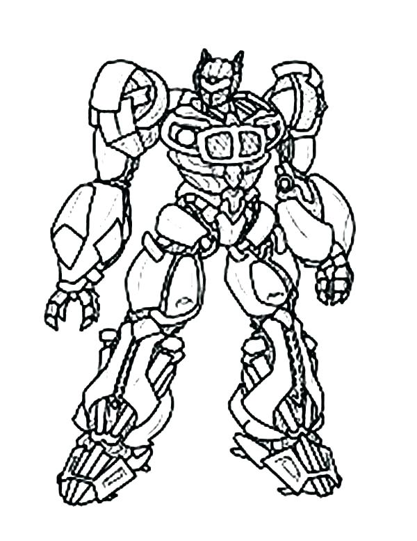 600x777 Transformers To Color Transformers Coloring Pages Bumblebee Book