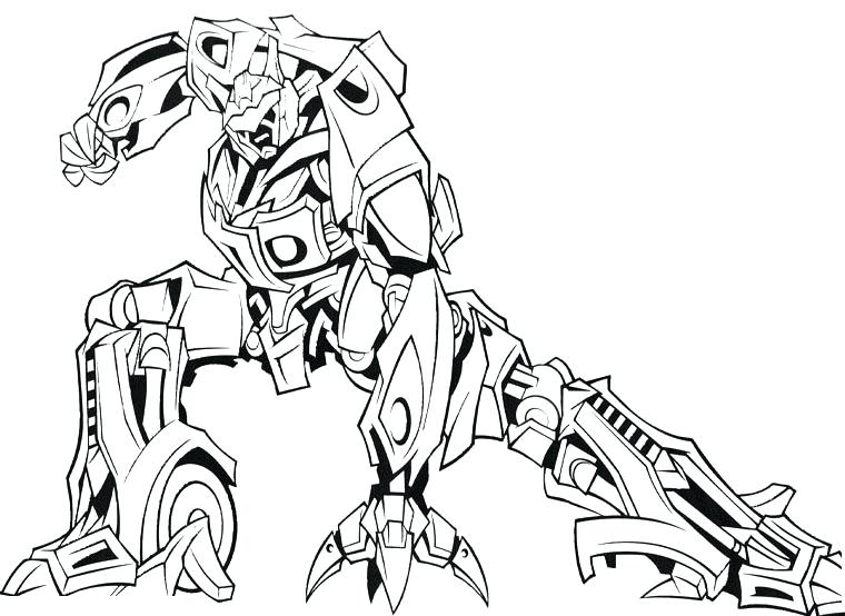 760x554 Starscream Coloring Page Transformer Printable Coloring Pages
