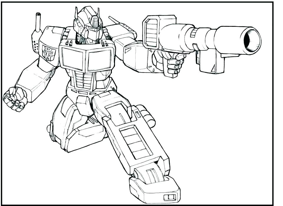 960x699 Free Transformers Coloring Pages Transformers Coloring Pages