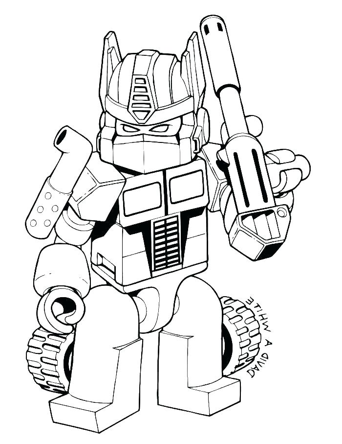 700x907 Transformers Coloring Pages Printable