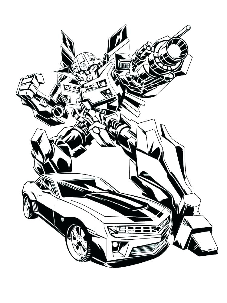 750x1000 Transformers Animated Coloring Pages