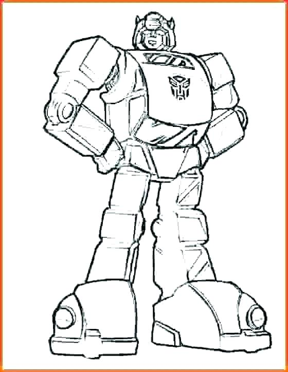 560x724 Transformers Printable Coloring Pages