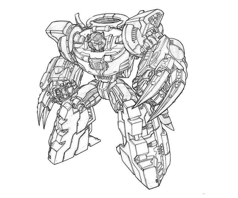 800x667 Transformers Fall Of Cybertron Grimlock Weapon Mario