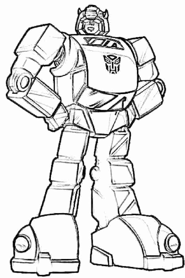 600x904 Transformers Grimlock Coloring Pages Bumblebee Transformers