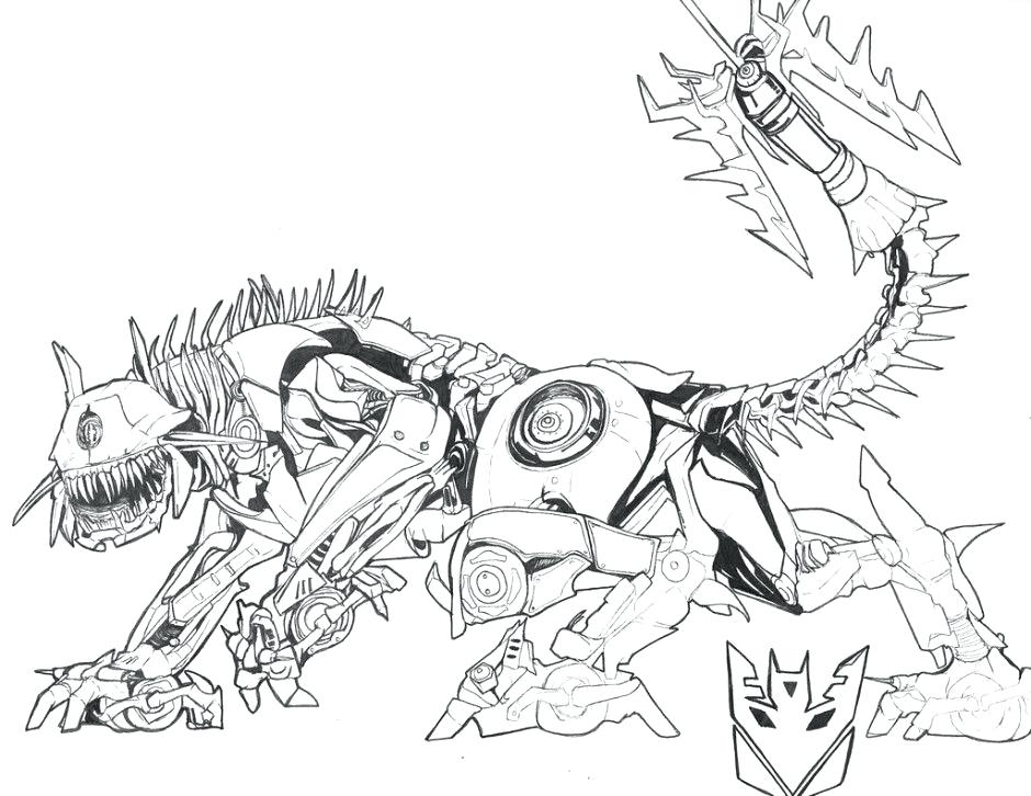 940x726 Coloring Transformer Coloring Pages Grimlock