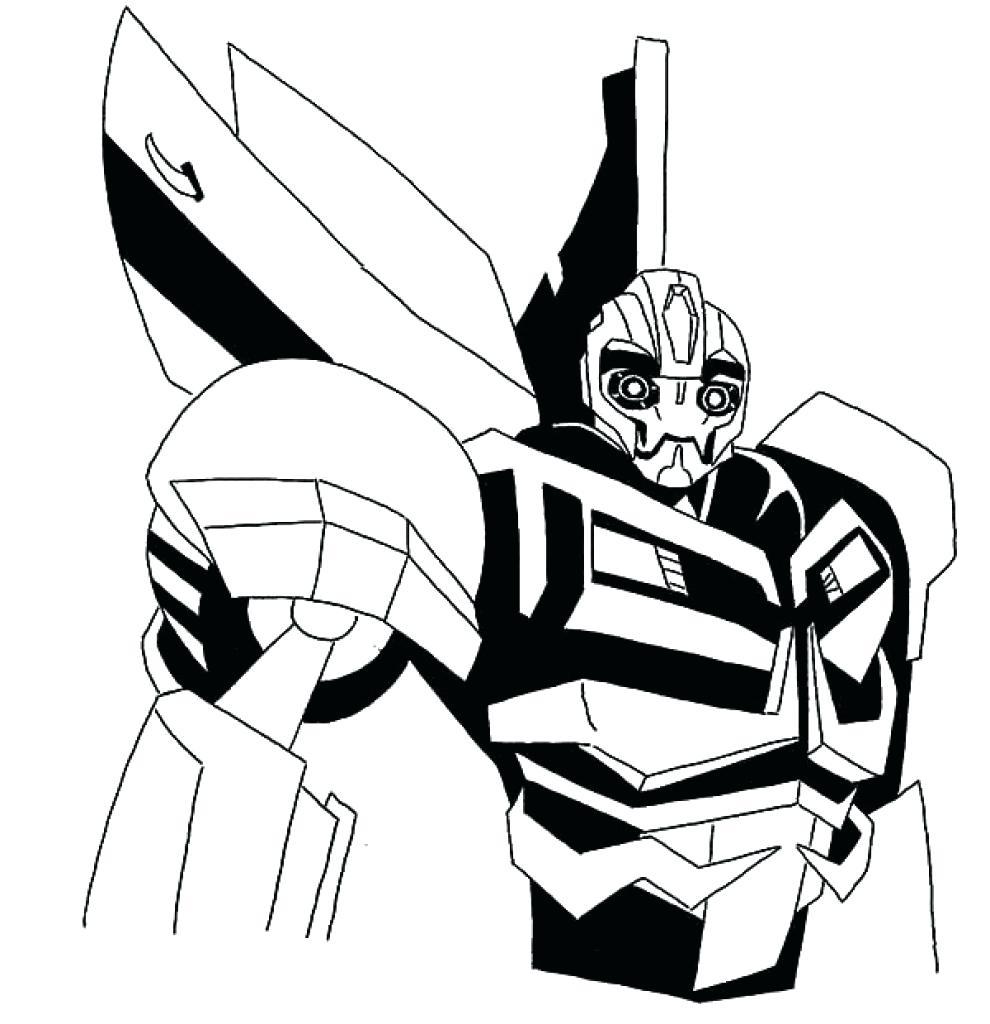 990x1024 Coloring Pages Transformer Coloring Page Bumble Bee Sheet Angry