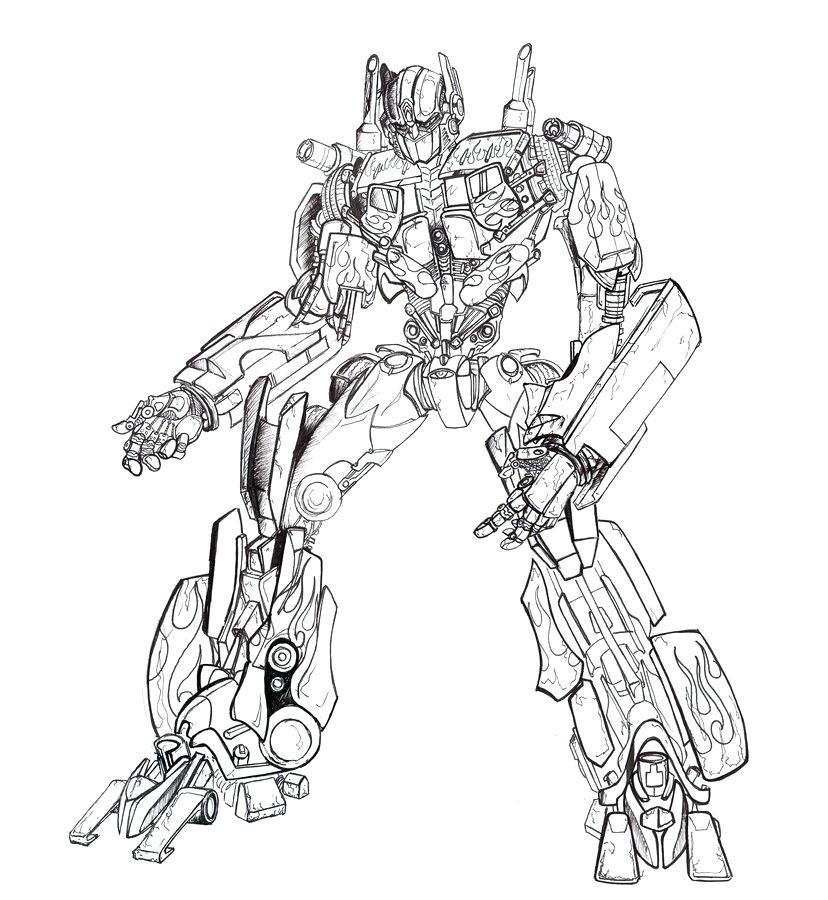 828x900 Optimus Prime Coloring Page Extraordinary Rescue Bots Prime