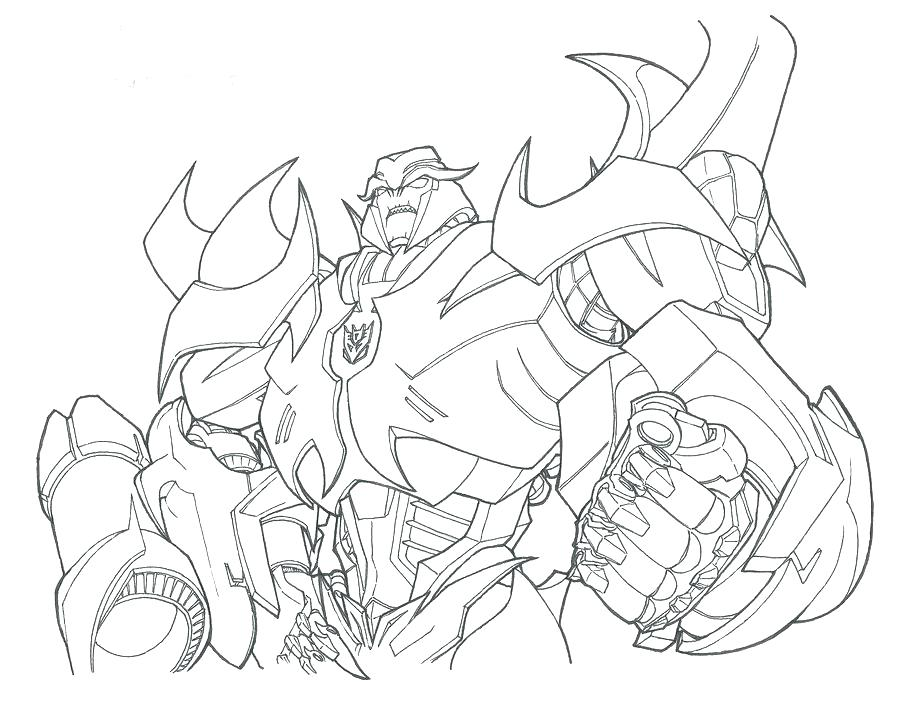 900x701 Transformers Prime Coloring Pages This Is Transformers Prime