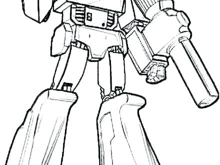 440x330 Megatron Coloring Pages Prime Vs Coloring Pages To Print Home