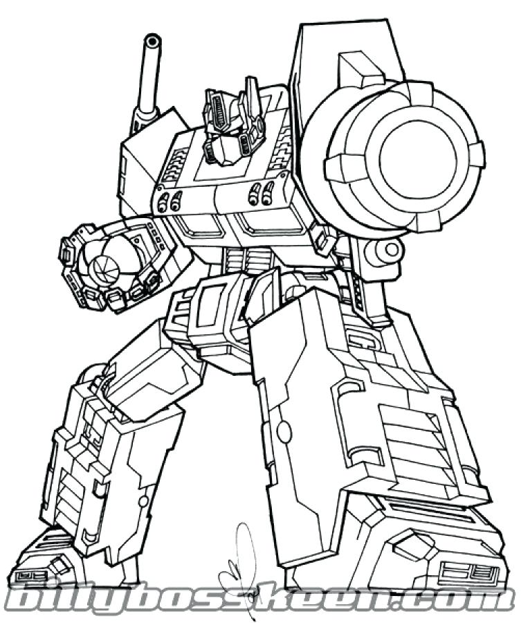 753x900 Optimus Prime Coloring Page Free Prime Coloring Pages For Older