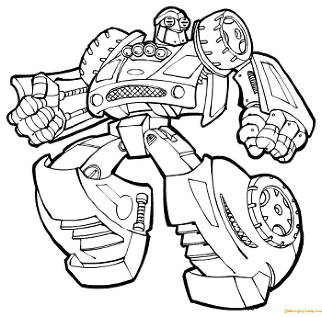 1024x1009 Rescue Bots Blades And Transformers Colouring Pages