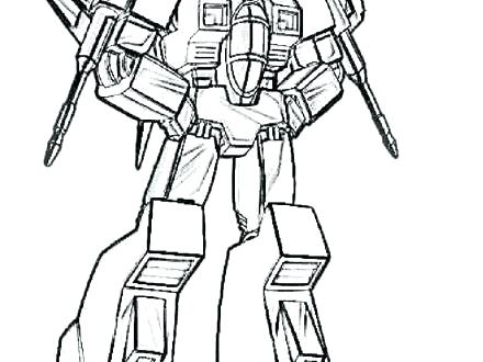 440x330 Transformers Animated Coloring Pages Transformers Printable