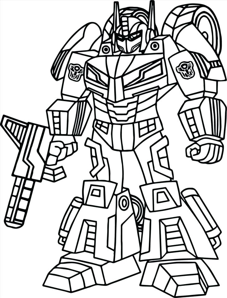 728x958 Transformers Coloring Pages Sideswipe Printable Coloring