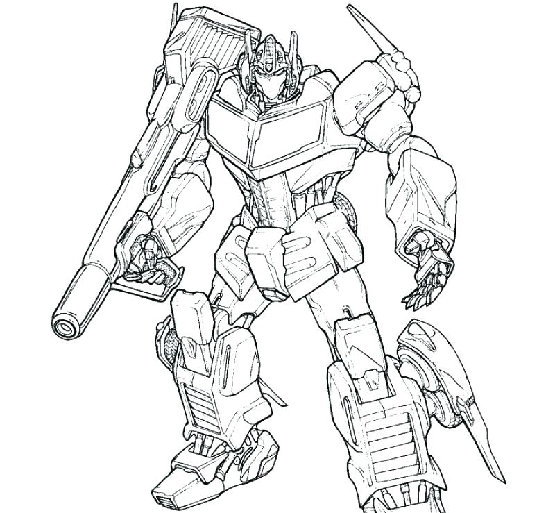800x739 Transformers Printable Coloring Pages