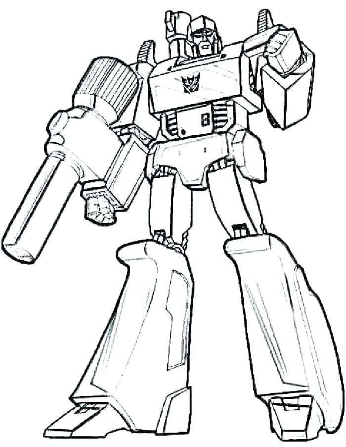 700x902 Transformers Printable Coloring Pages